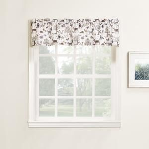 Polyester Panel Forest Friends Kmart Valance Curtains