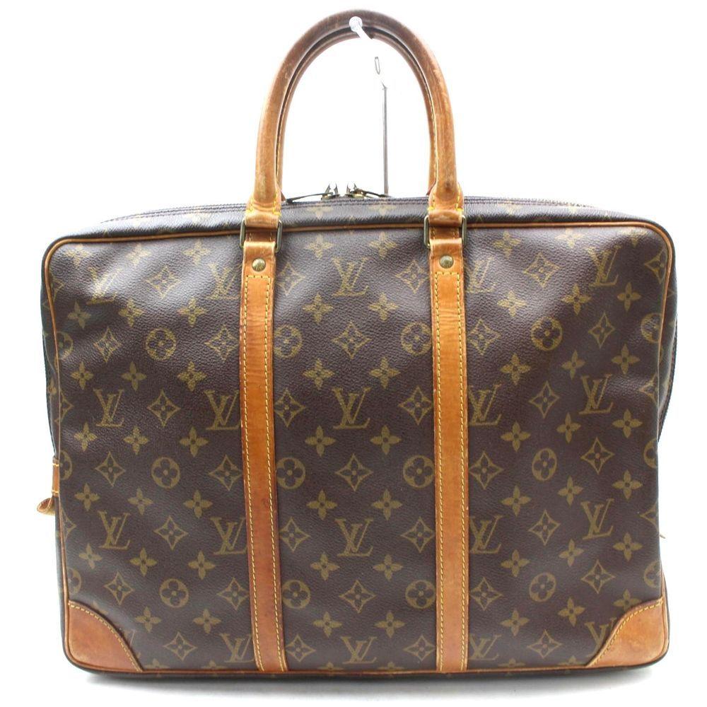 Usa Louis Vuitton Hand Bag Porte Documents Business Voyage