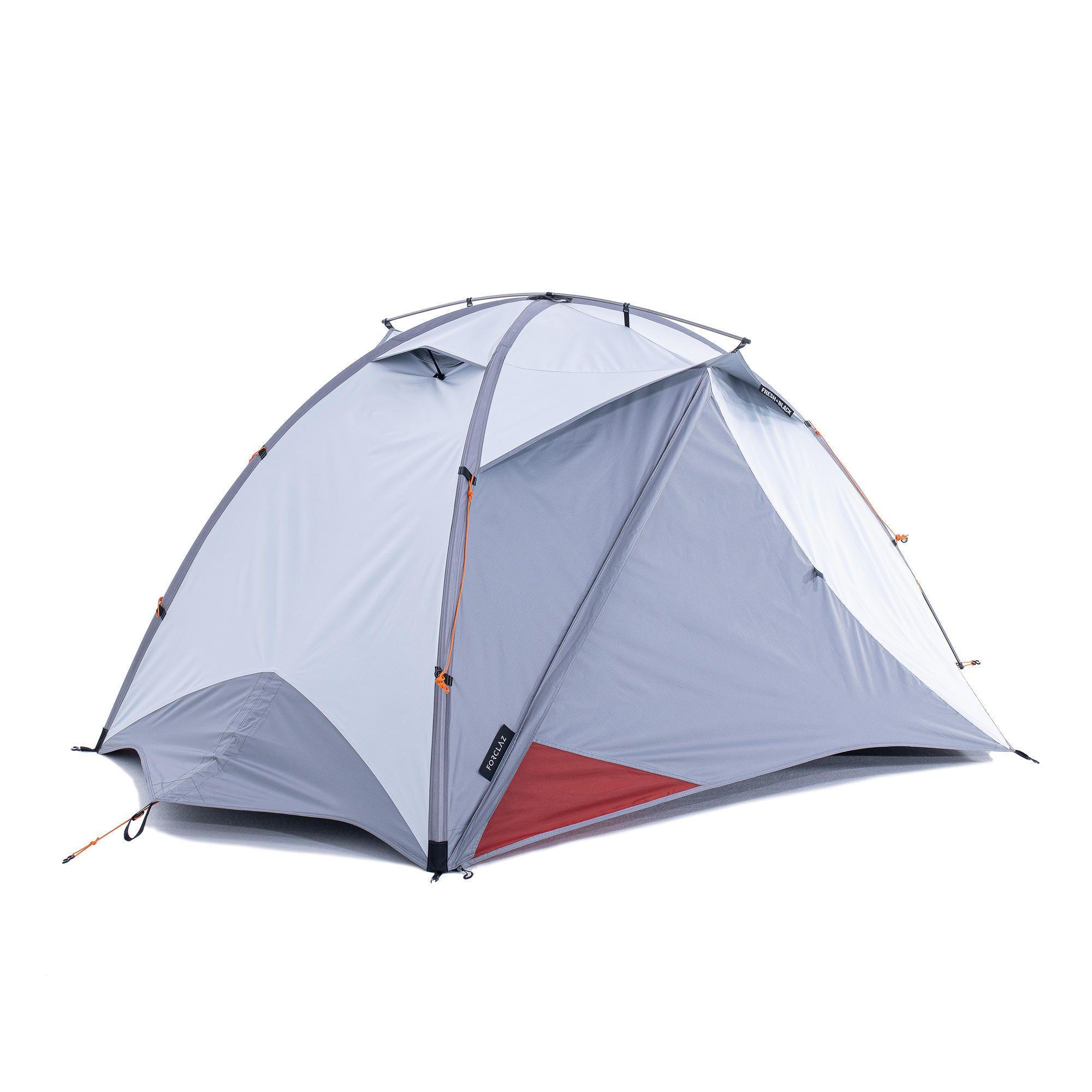 Double Toit Piece Detachee Pour La Tente Trek 500 3 Personnes Fresh Black En 2020 Tente Dome Les Saisons Trekking