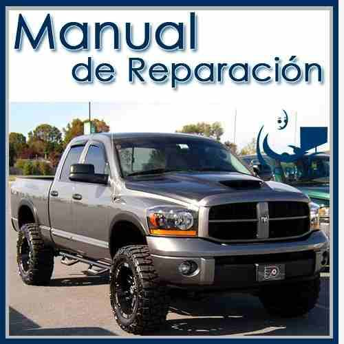 dodge ram 1500 2500 3500 manual de taller y servicio | Manuales de ...