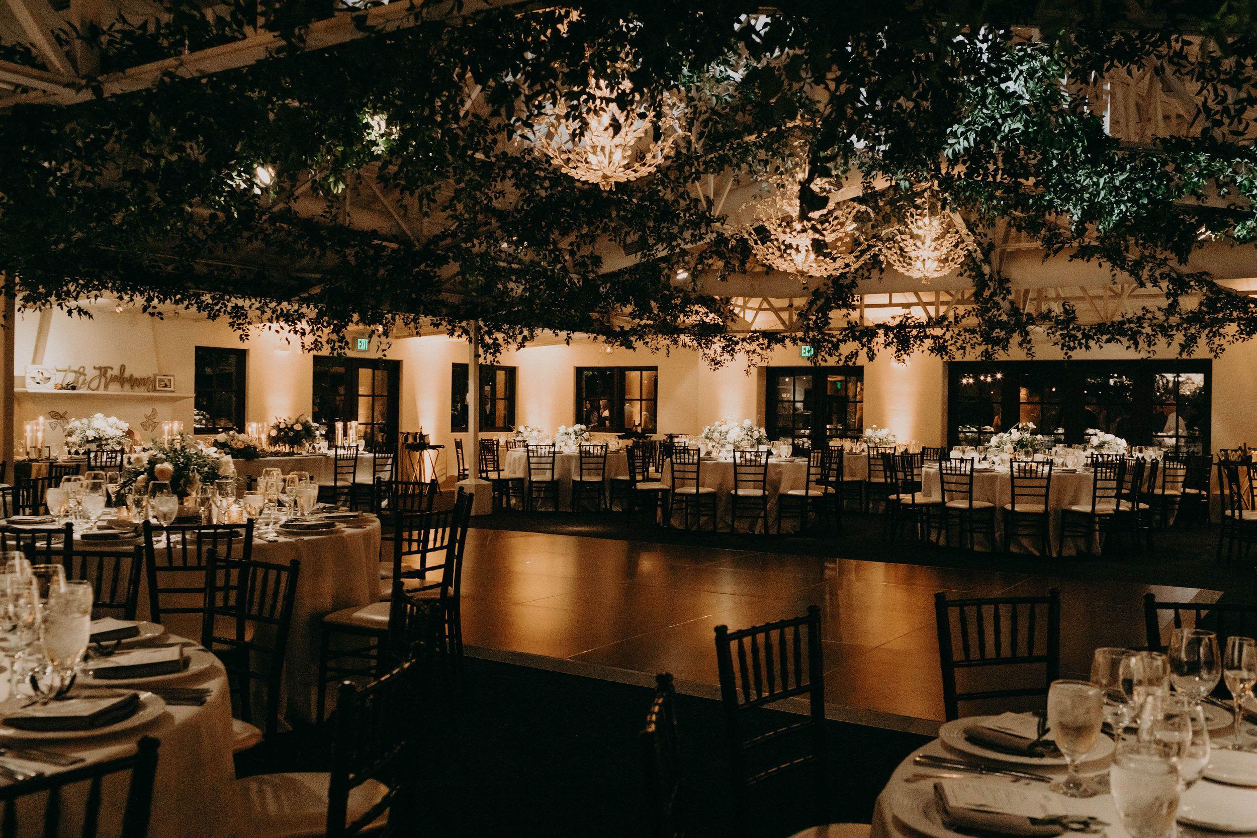 Beautiful Reception At El Chorro Wedding Venue In Phoenix Arizona