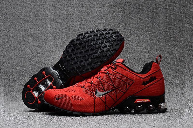 Men's Nike Air Max 2018.5 Shoes RedBlack UK Trainers Sale