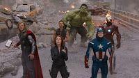 BLOCKBUSTER MOVIE BLOG: Crítica - Los Vengadores (2012) Los héroes más pod...