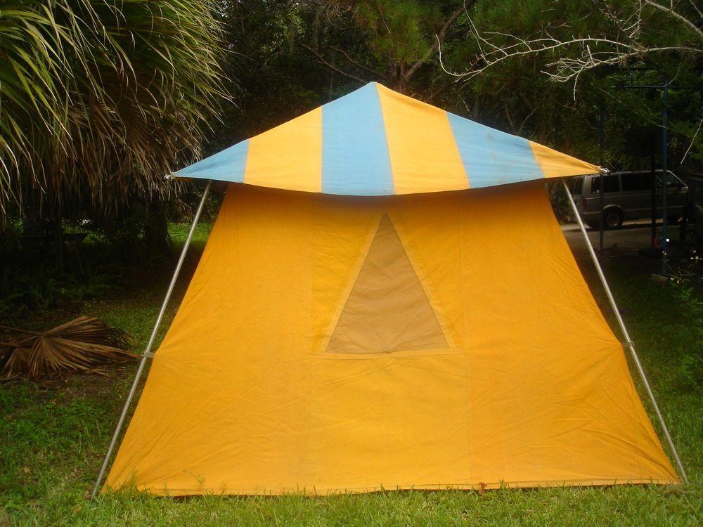 Tents At Sears Amp 1950s Vintage J C Higgins Canvas