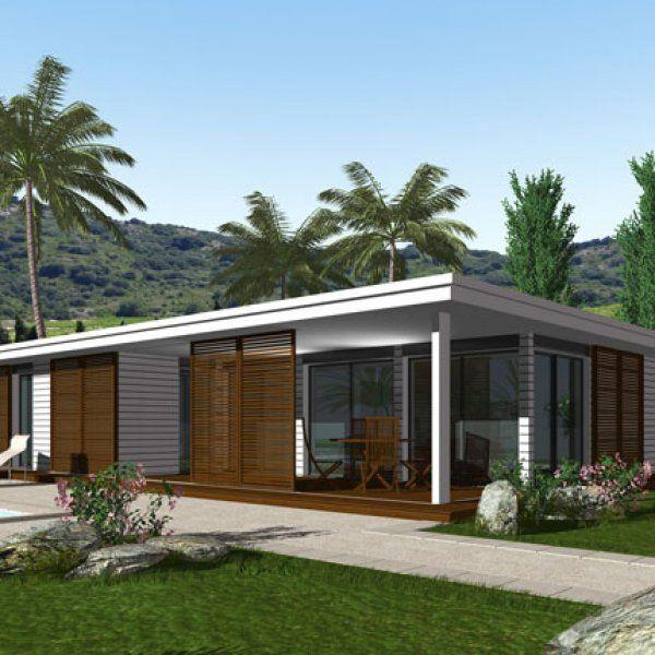 Construire une maison en kit Architecture and Villas