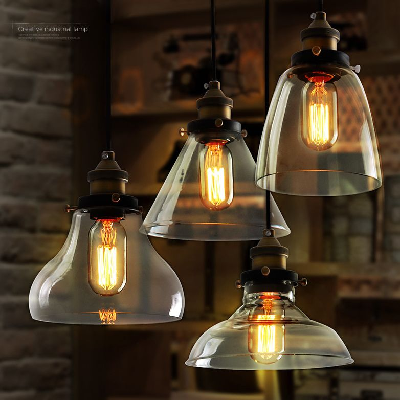American Gl Hanging Lamp European Country Pendant Lights