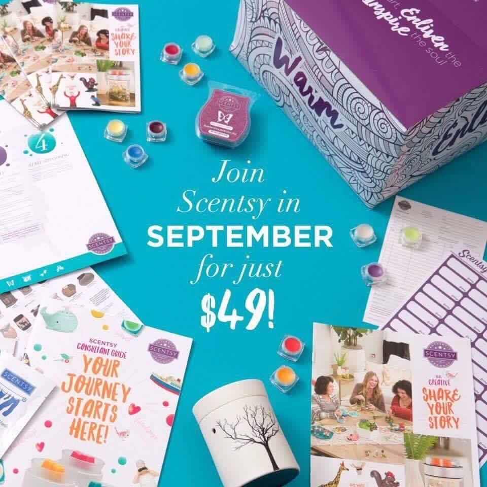 Happy September!!! Join NOW & start earning your Holiday Shopping…
