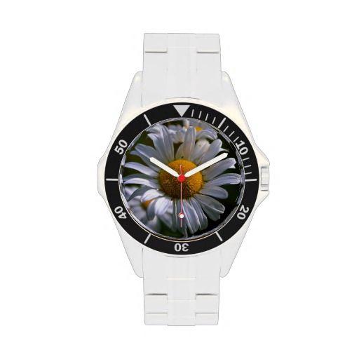 Daisy Wrist Watches