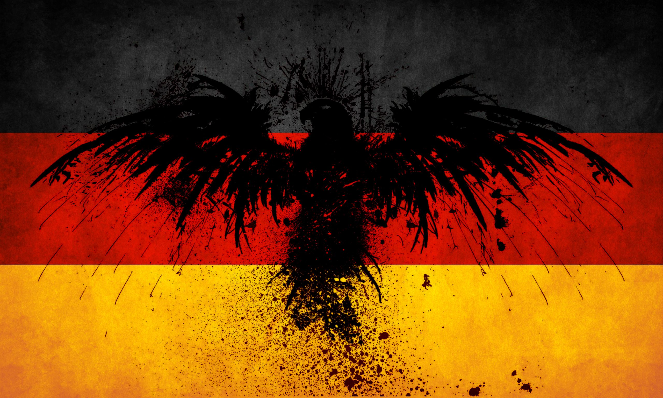 Artsy Take On The Flag And I Like It Germany Flag Flag Art German Flag Colors