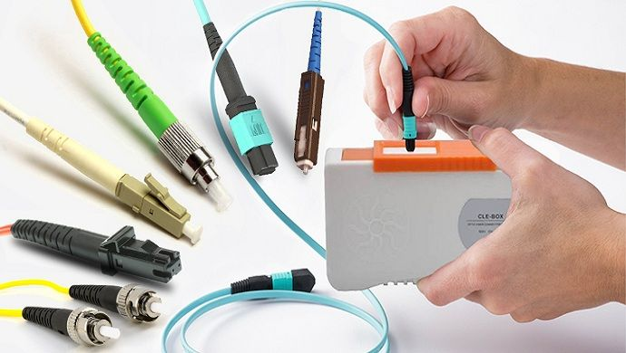 Pin by TechAnnouncer on Latest News | Fiber optic connectors