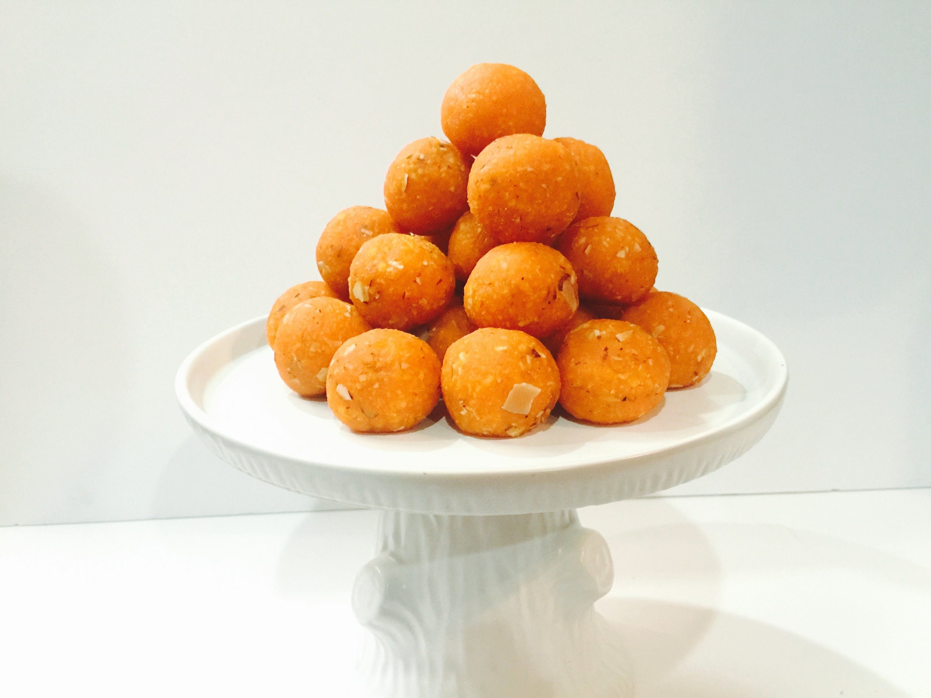 Motichoor Ladoo Recipe Simple Homemade Ladoos Indian Sweet In English
