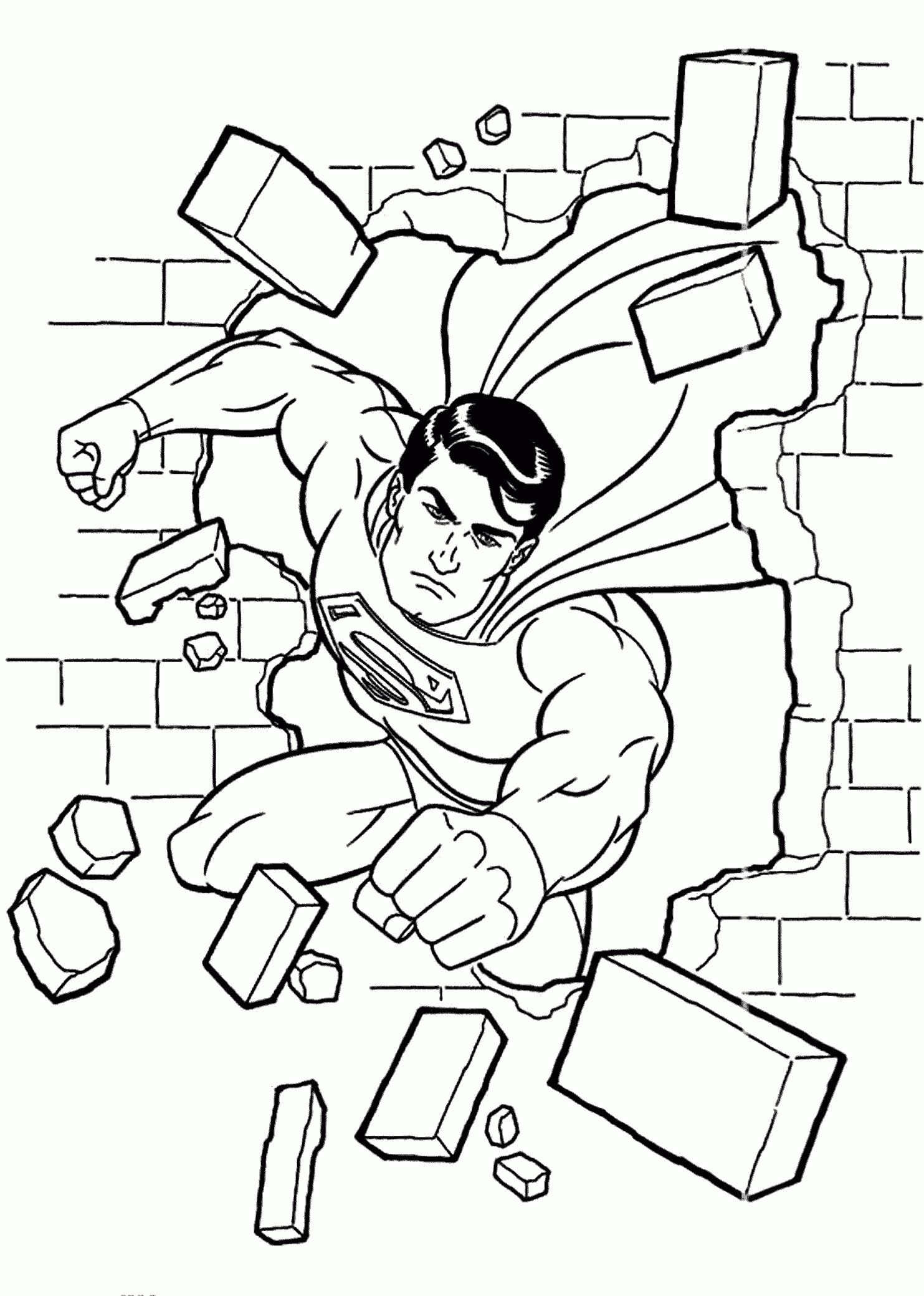 Superman Christmas Coloring Pages Superman Christmas Coloring Pages Superhelden Malvorlagen Ausmalbilder Ausmalbilder Kinder