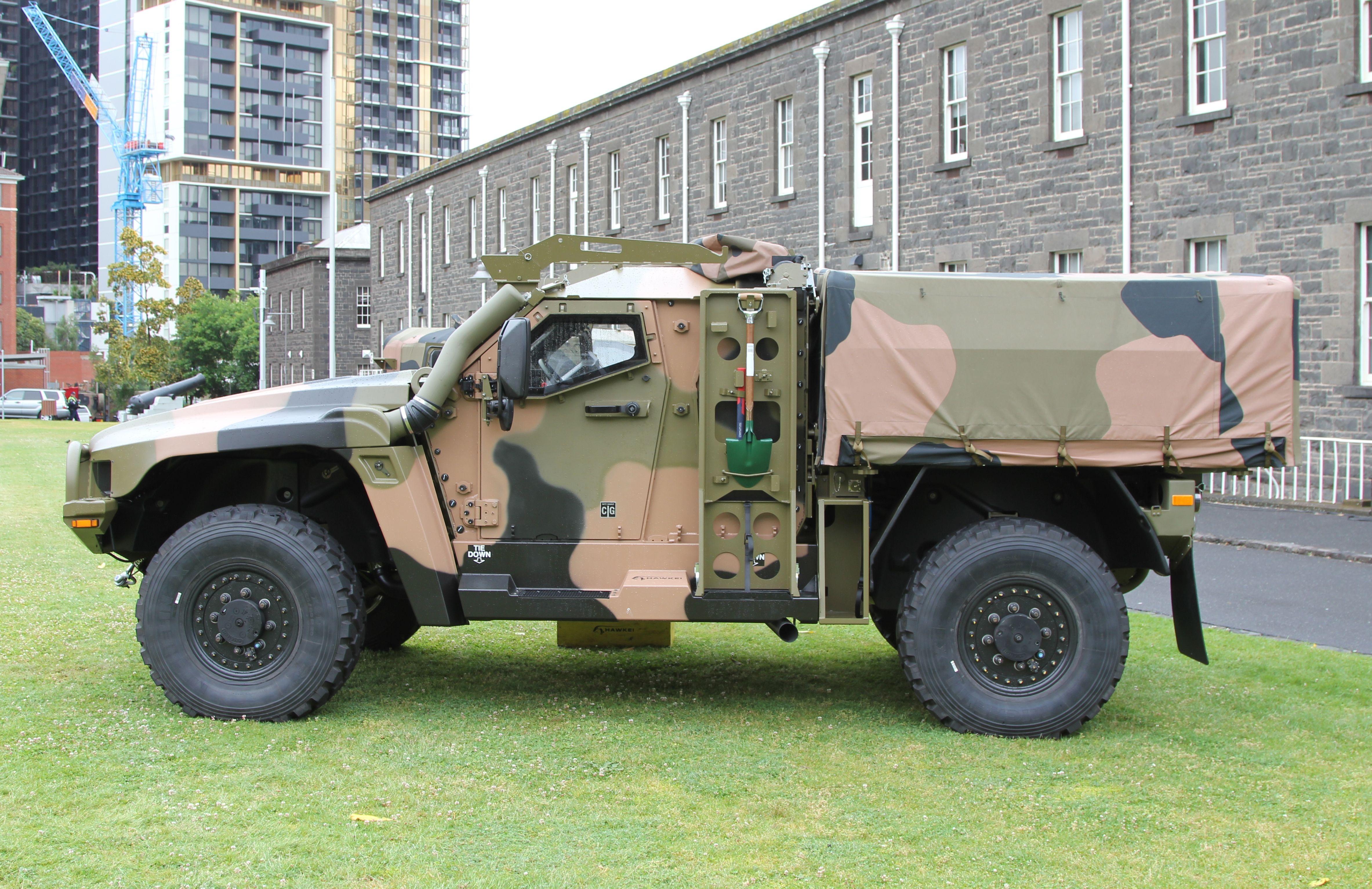 Hawkei pilot vehicles | Vehículos militares, Militar, Tanques