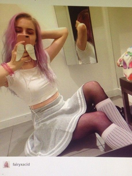 skirt pastel baby girl daddy ddlg baby pink tumblr fairy nymphet lolita  cats cats nike adidas