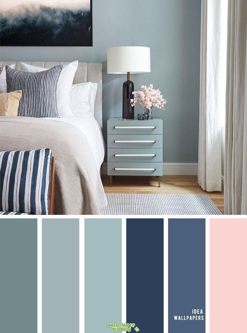 33 últimas Ideas De Diseño De Esquemas De Color De Dormitorio Con Paletas De Colores Rev Colores Para Dormitorio Paletas De Colores Para Dormitorio Dormitorios