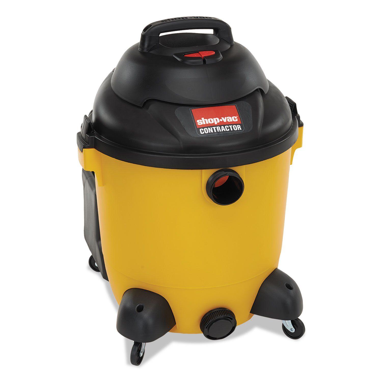 Shopvac 9625110 Economical Wet Dry Vacuum 12gal Capacity 23lb Black Yellow Read More Reviews Of The Product By Visiting Wet Dry Vacuum Shop Vac Wet Dry Vac