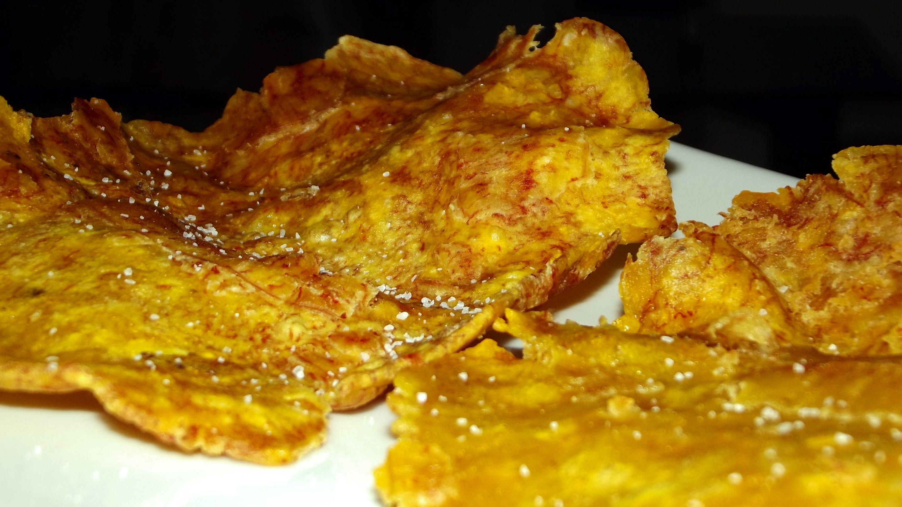 Patacones en Amauz Gourmet. #ExquisitamenteElegante