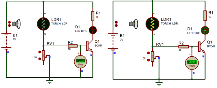 ldr circuit working concpet electronic circuit diagrams in 2019ldr circuit working concpet