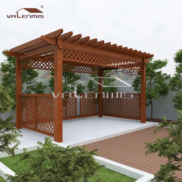 Foshan Outdoor Aluminum Plants Pergola Green Tunnels In Garden Us 100 1 000 Set Arches Arbours Pergo Outdoor Patio Space Patio Trellis Garden Cabins