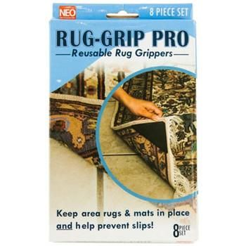 As Seen On Tv Rug Grip Pro Reusable Rug Grippers 48 Units See On Tv Reusable Rugs