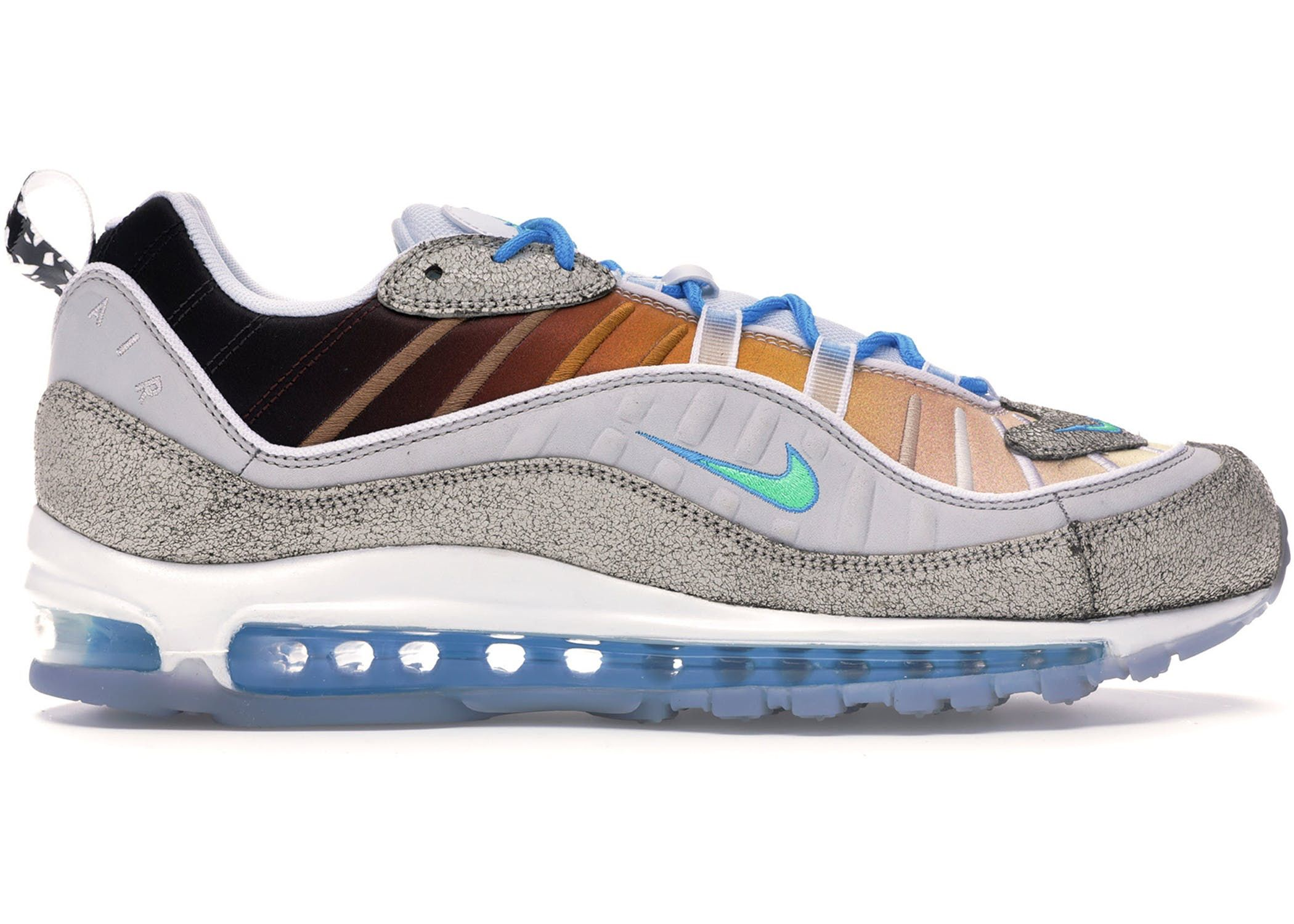 Check out the Air Max 98 La Mezcla available on StockX