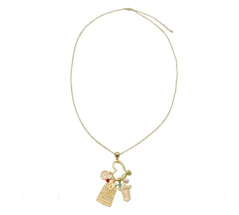 so cute! Jenna Charm Pendant
