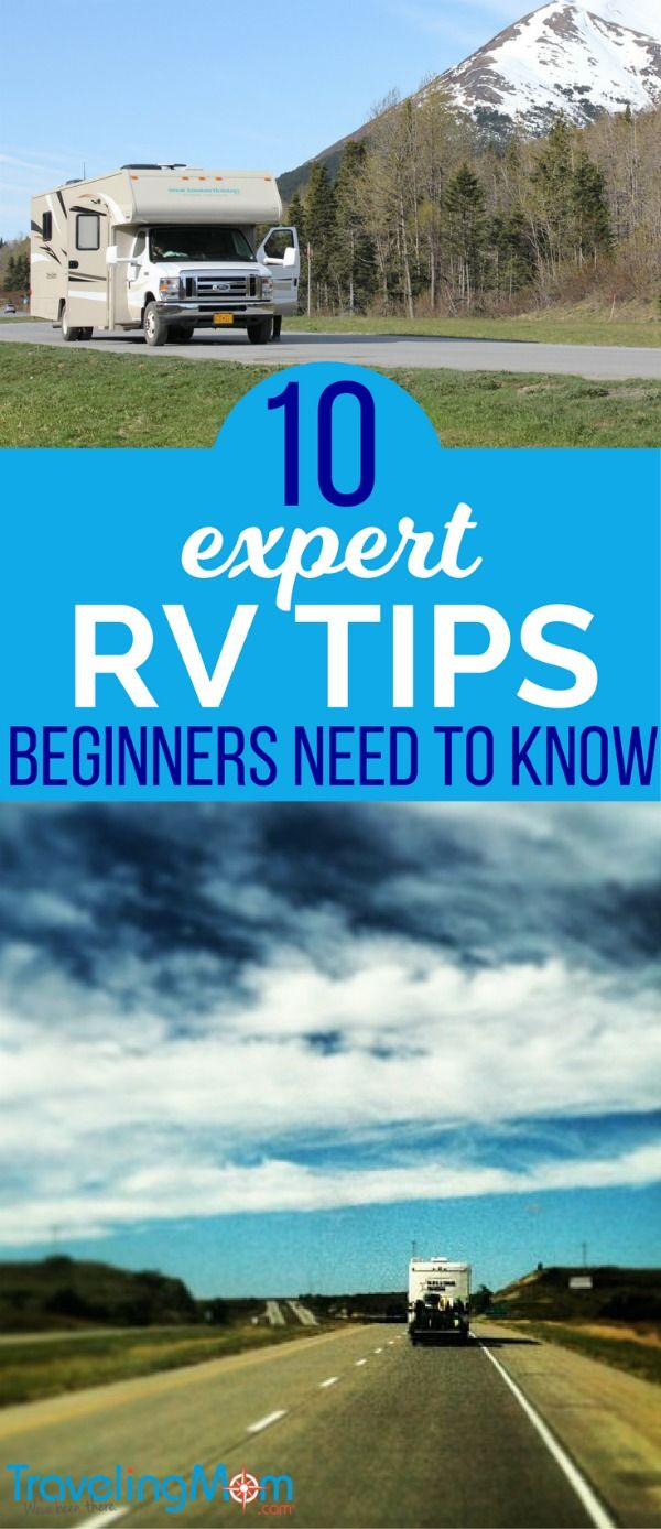 Considering RV travel? Top tips for RV living from one expert family who has been on the road for many years. (sponsored) @GoRVing