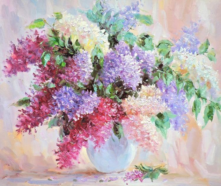 Minaev Sergey. Lilac