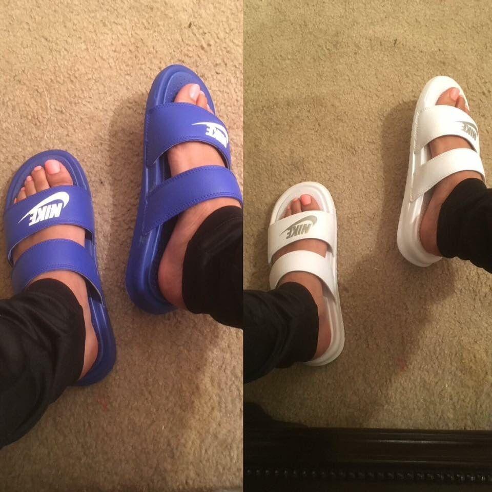 Nike Tanjun Sandals @rollplanezzz   Shoes   Pinterest   Nike tanjun, Sandals  and Shoe game
