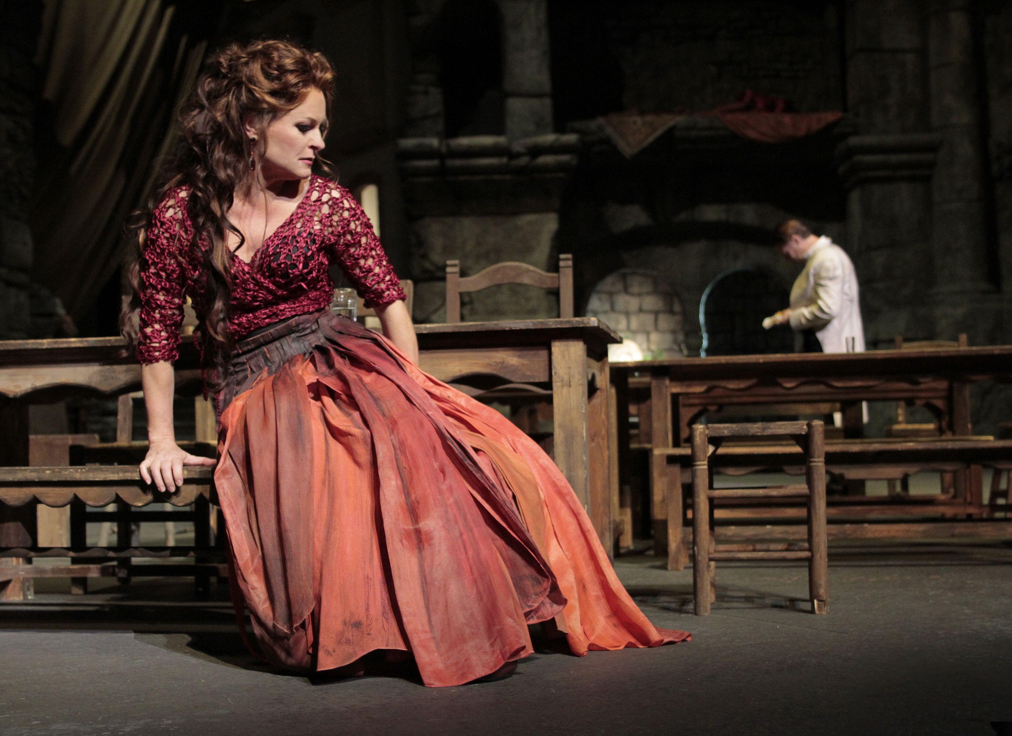 Opera Carmen Patricia Bardon Opera Don Jose Opera Singers