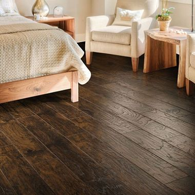 Select Surfaces Woodland Hickory Laminate Flooring Sam S Club Waterproof Laminate Flooring Basement Flooring Options Wood Floors Wide Plank