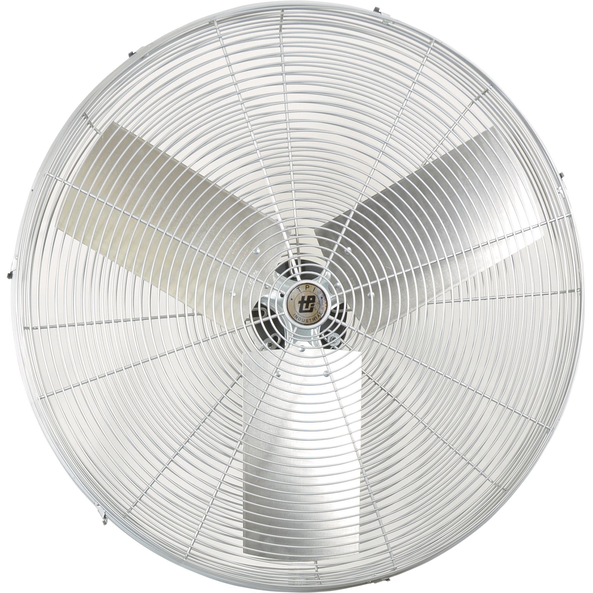 Tpi Industrial Wall Mounted Fan 30in 1 4 Hp 7 900 Cfm Model Acu 30 W In 2020 Wall Mounted Fan Industrial Wall Fan