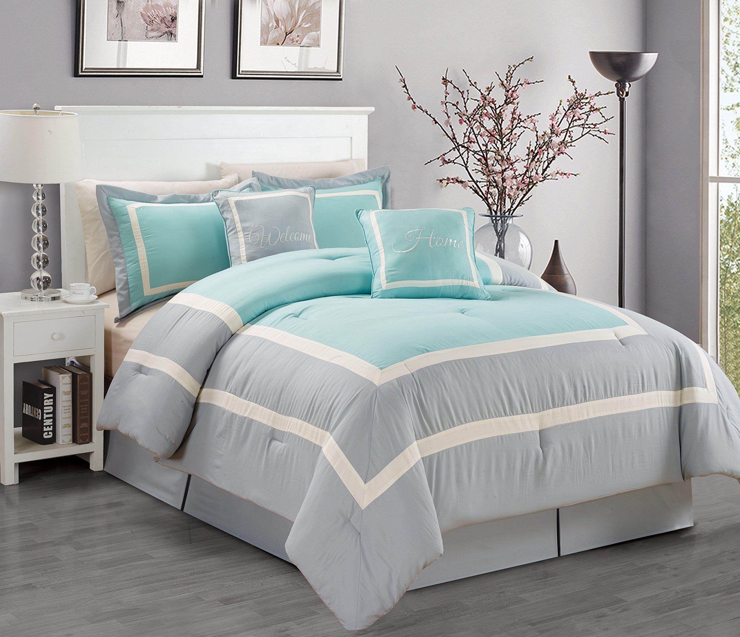 Robot Check Luxury Homes King Comforter Sets Home