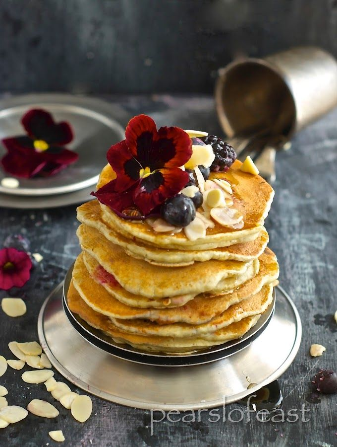 Pearlsofeast: Easy and Basic Pancakes