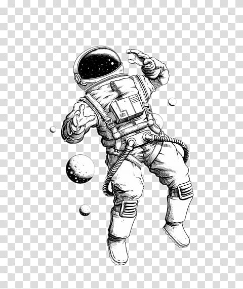 Astronaut Drawing Art Space Suit Astronaut Transparent Background Png Clipart Astronaut Drawing Astronaut Art Space Drawings