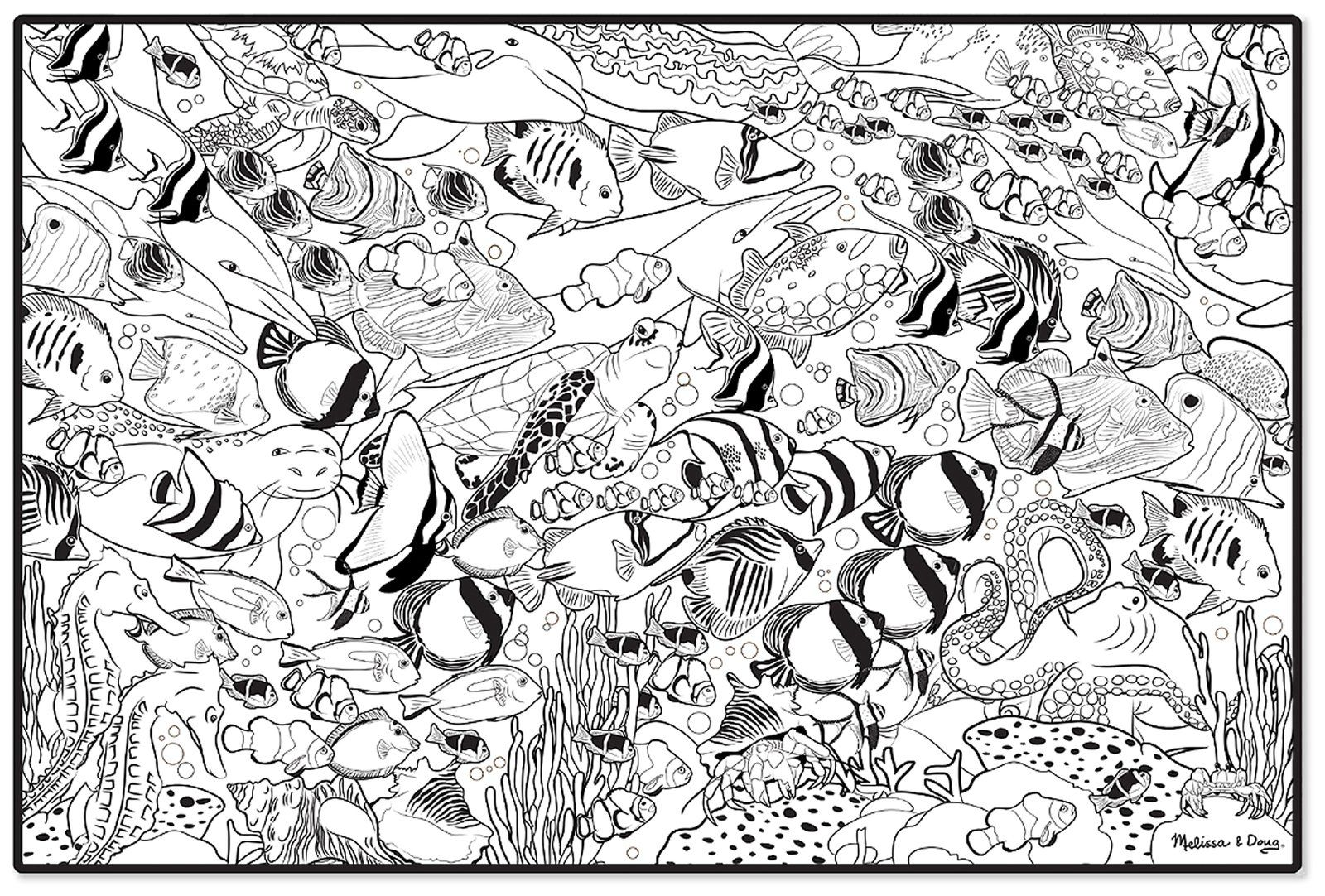 Ocean Life Coloring Pages Trend With Photo Of Ocean Life 41 With