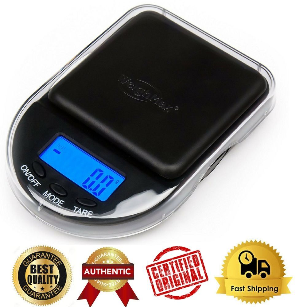 High Precision Jewelry Coin Kitchen Scale Hq Liteweight Digital Pocket Us Weighmax Luminescentbacklightdisplaycovercanbeusedastray