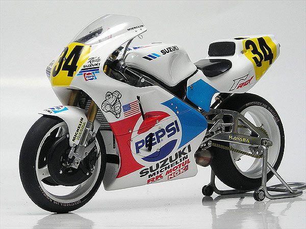 Suzuki kevin. 500cc