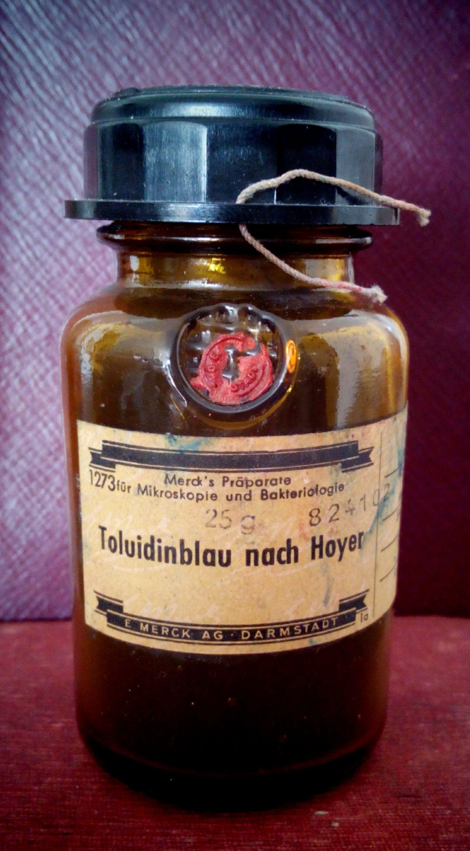 Absolute ethyl alcohol bottle vintage chemical bottle science lab - Antique Chemistry Bottle Oddites