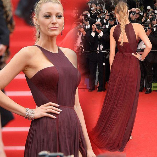 Find More Celebrity-Inspired Dresses Information about Blake ...