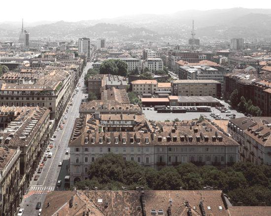 Vincenzo Castella, Torino 200102 Città, Foto, Storico