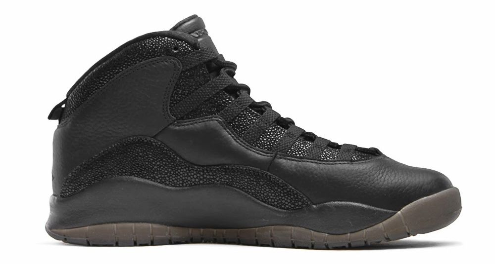 84b46b5f8379 Black  OVO  Air Jordan 10s Are Releasing