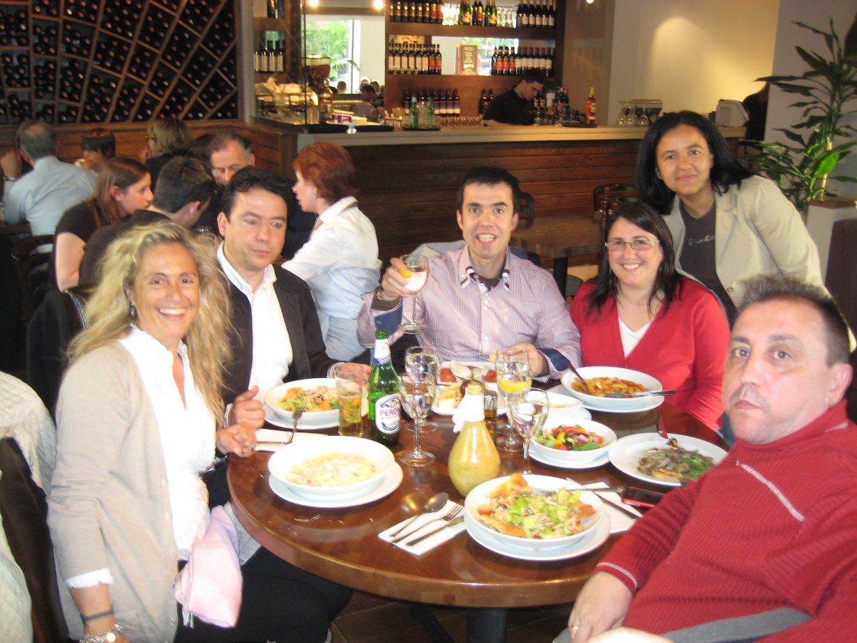 Reunión en Londres