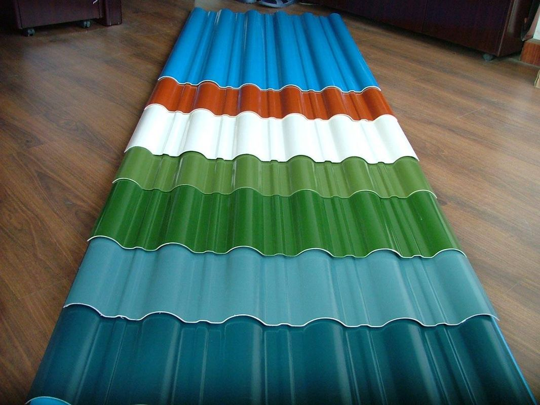 Coloured Corrugated Board Hmmm I Like It Steel Siding Colors Roofing Sheets Corrugated Steel Roofing
