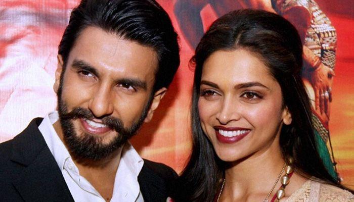 Ranveer Singh Wishes A Happily Ever After Story With Deepika Padukone Deepika Ranveer Deepika Padukone Ranveer Singh