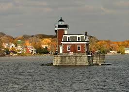 Lighthouse on Amazon River -