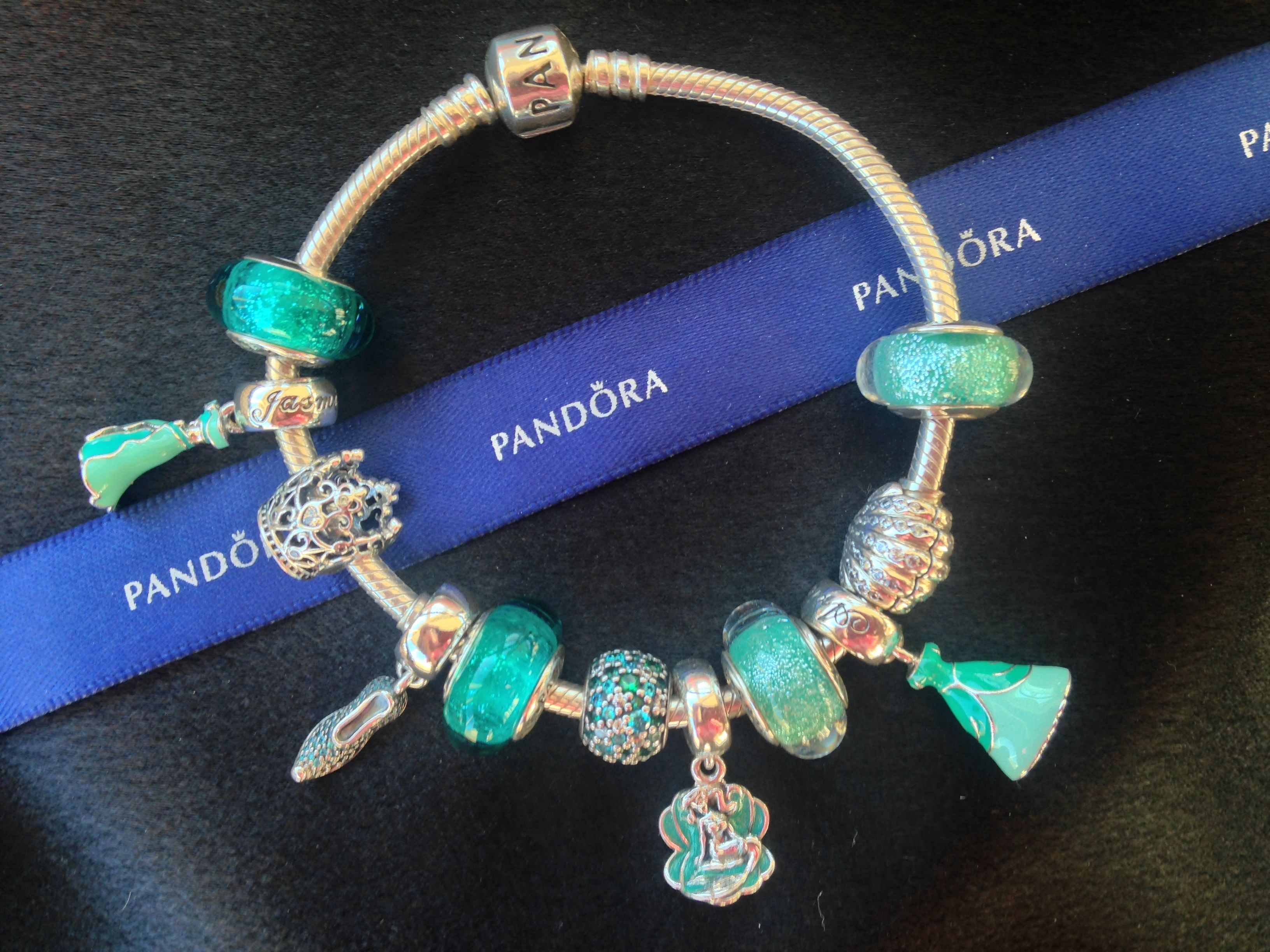Pandora Disney Ariel and Sea Shell 2016  3c3e7e44aa9