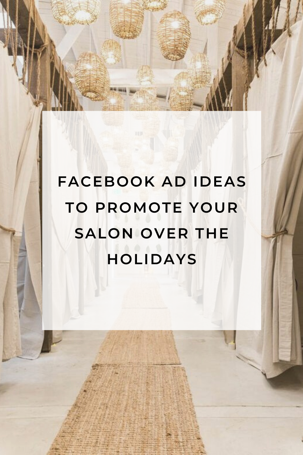 17 Facebook ad ideas to promote your salon over the holidays
