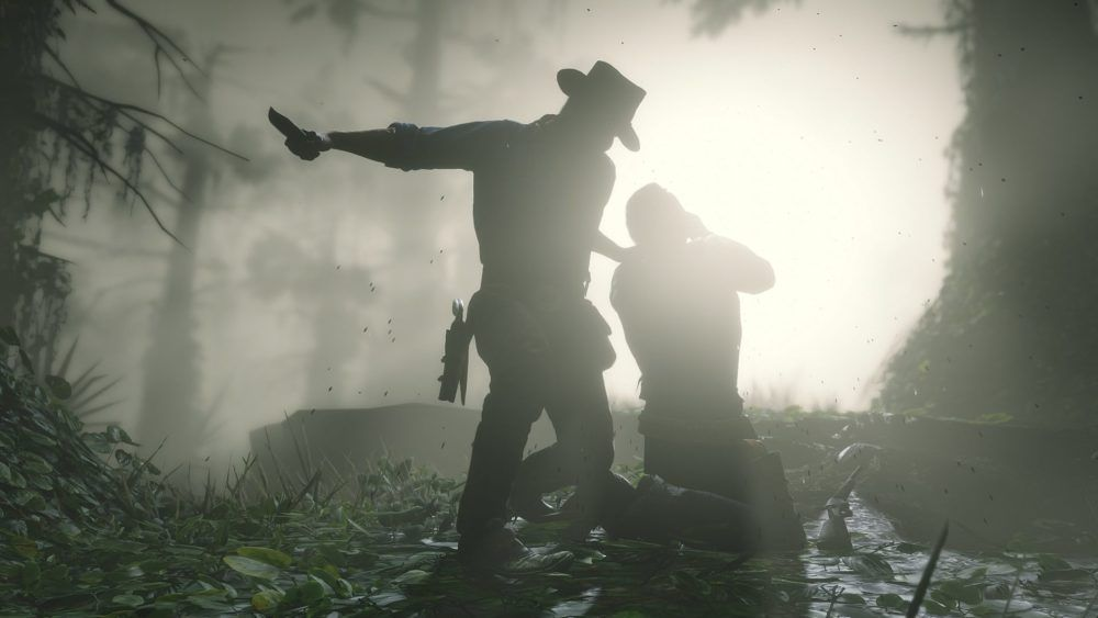 10 4k Hd Red Dead Redemption 2 Wallpapers For Your Next