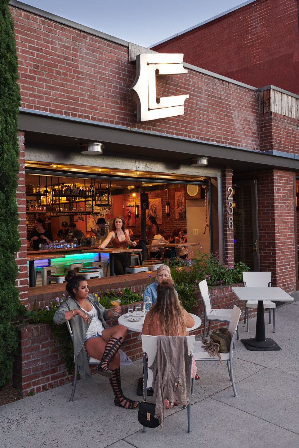 reno nv centro exterior restaurant